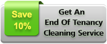end of tenancy cleaning offer