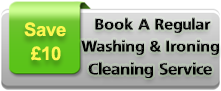 Washing & Ironing Offer