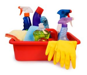 6 cleaning supplies you need for a small place