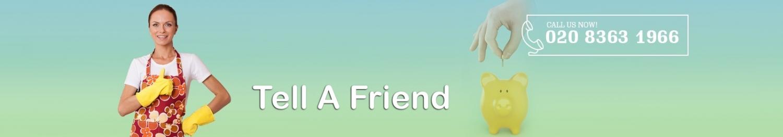 Fk Domestic Tell A Friend